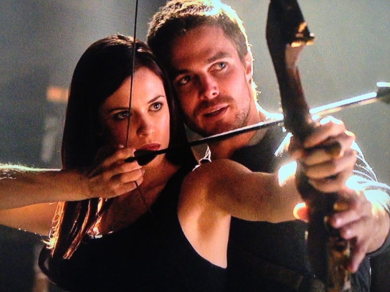 Oliver and Helena, AKA, The Huntress