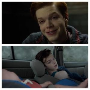 Cameron Monaghan owning TV this week