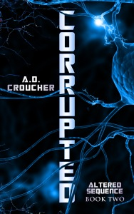 CORRUPTED cover